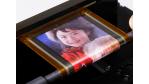 Organische Transistoren: Sony zeigt aufrollbares OLED-Farbdisplay