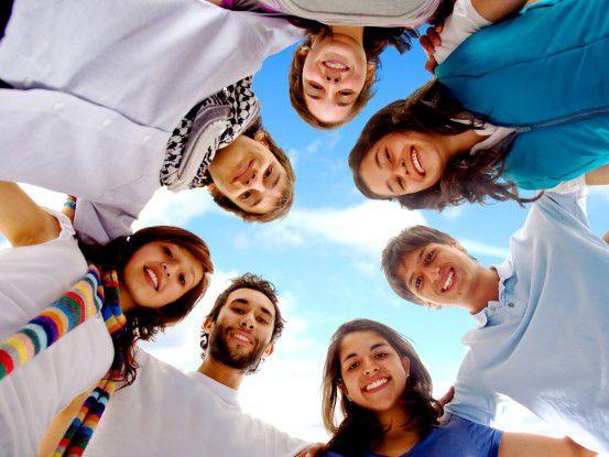Generation Digital: Der künftige Arbeitgeber muss zur Wertewelt des Nachwuchses passen.