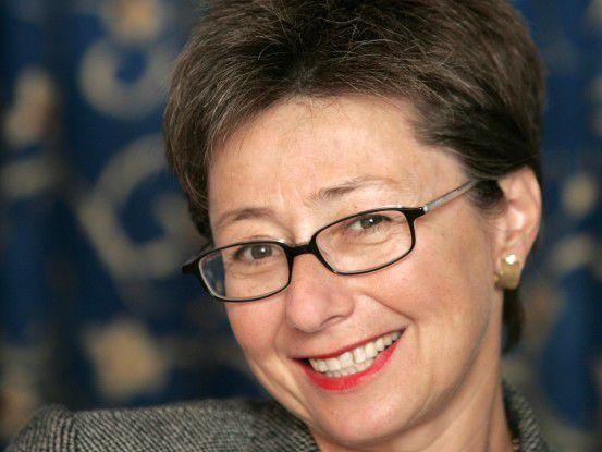 Betty Zucker, Beraterin: 'Firmen sprechen oft von Flexibilität und meinen nur die der Mitarbeiter.