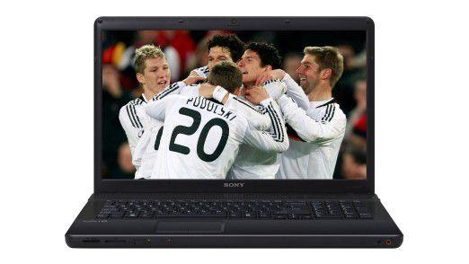 Torjubel der deutschen Nationalmannschaft: Doch wer darf während der Arbeitszeit mitjubeln?
