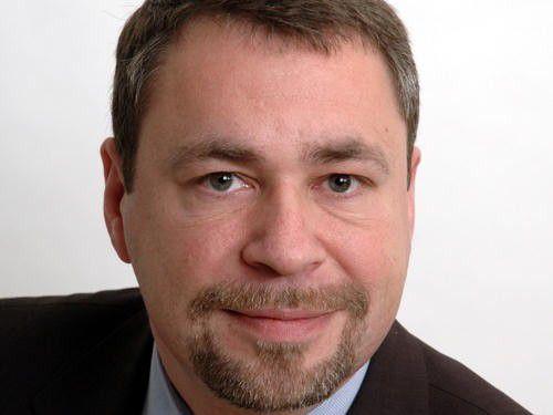 Henning Stams, CIO bei Almatis