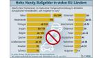Bußgelder in der EU: Telefonieren im Auto kostet bis zu 594 Euro - Foto: Bitkom
