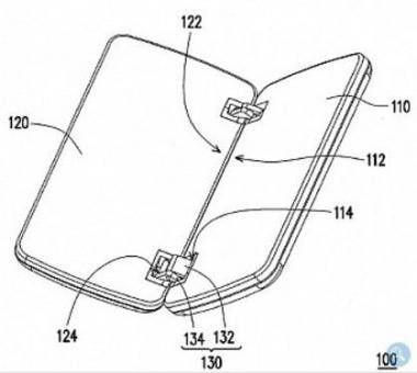 Will sich HTC mit einem Falt-Display von Tablet-Masse der Tablet-Hersteller abheben?