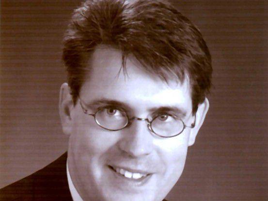 Informatiker Thomas Stasch verspricht sich vom Master-Studium vor allem eine Kompetenzerweiterung in Richtung Management.