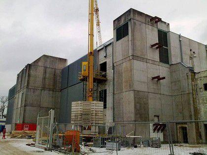 """Die """"Neue MOX"""" in Hanau: Hier baut 1&1 ein Rechenzentrum. (Bildquelle: 1&1 Internet AG)"""