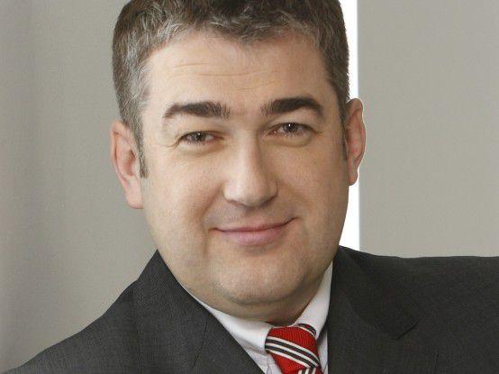 Jürgen Gerdes, Brief-Vorstand der Deutschen Post