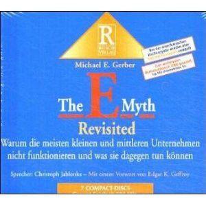 """In """"The E-Myth"""" beschreibt Gerber den Weg von Selbständigen, der alles selbst macht, bis hin zum Unternehmer, dessen Firma auch in seiner Abwesenheit funktioniert."""