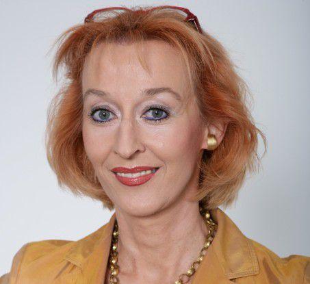 Regine Stachelhaus, einzige Frau im Eon-Vorstand