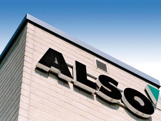 Der Schweizer Distributor ALSO ist eine Tochter des Logistik-Unternehmens Schindler.