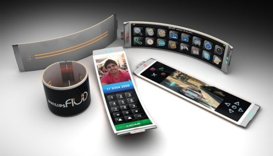 Philips Fluid: Armband zum Telefonieren