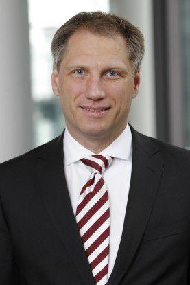 Frank Pörschmann sieht sich mit seinen Vorbereitungen für die IT-Messe im nächsten März im Plan.