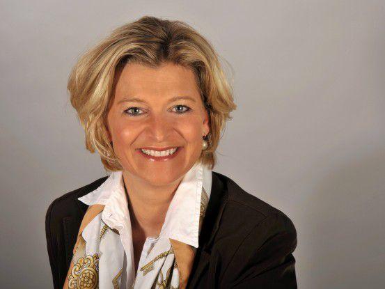"""Eva Link: """"Neue Führungskräfte sollten die Mitarbeiter erst kennen lernen und dann Regeln aufstellen."""""""