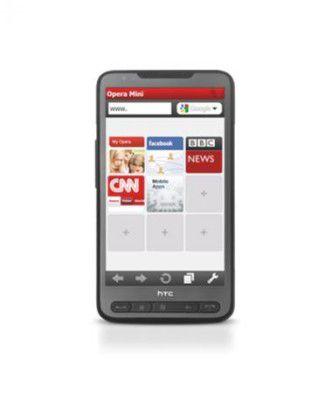 Opera Mini 5.1: Neue Version für Windows Mobile verbessert die Darstellung