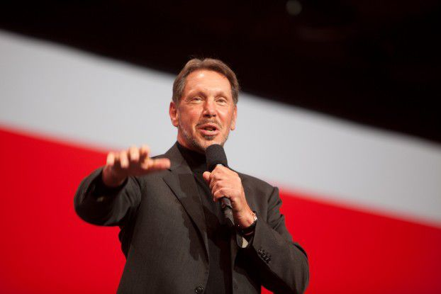 "Will SAP (finanziell) bluten sehen: Oracle-Chef Lawrence ""Larry"" Ellison"