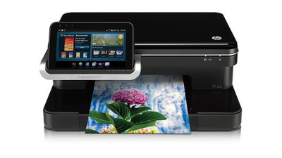 HP Photosmart eStation C510: Der Drucker mit Android-Tablet