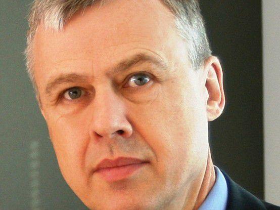 David Thornewill von Essen, CIO, Deutsche Post DHL.