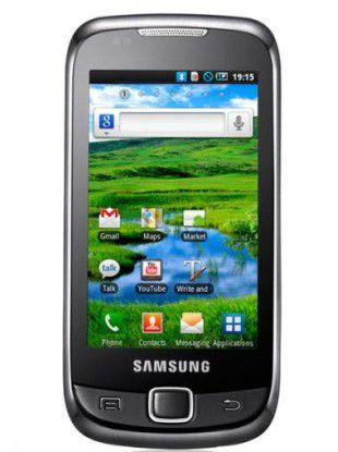 Samsung Galaxy 551 mit Volltastatur und Android 2.2
