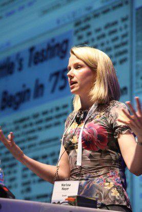Marissa Mayer (Foto: TechCrunch via flickr)