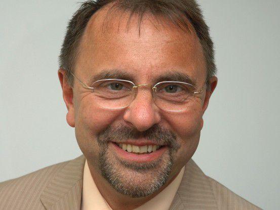 """Konrad Kandziora, Vorstand des ITDZ Berlin, sagt: """"Die Umstellung auf Green IT ist alternativlos."""""""