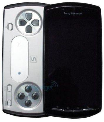 Das angebliche Playstation Phone von Sony Ericsson.
