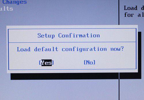 BIOS-Tuning