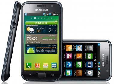 """Das Android-Smartphone """"Galaxy S"""" gehört zu Samsungs Verkaufsschlagern."""