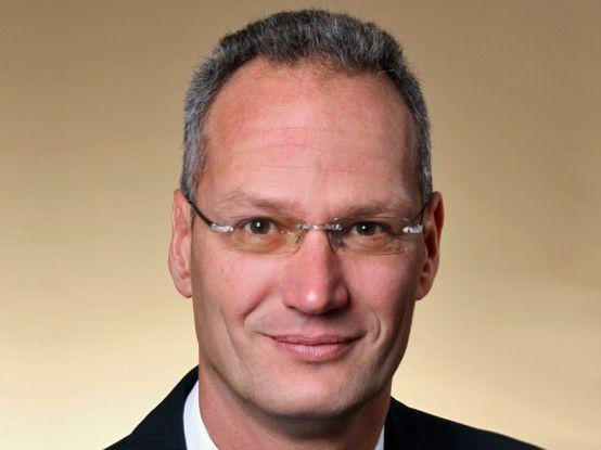 Ingo Wolf ist CIO der Actelion Pharmaceuticals.