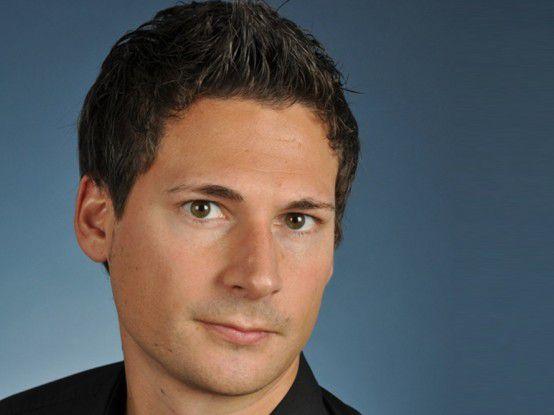 Daniel Maute ist Leiter IT bei Falch.