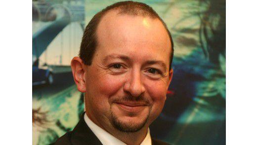 Cyrille Négaret ist CiO bei Europcar Autovermietung.