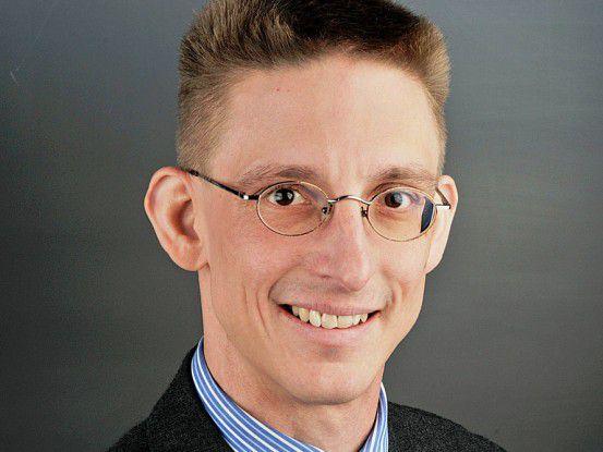 Gerald Scheurmann-Kettner ist IT-Leiter Event Holding.
