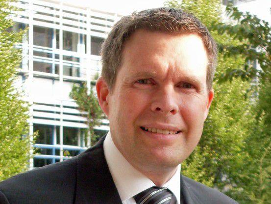 Dominik Spannheimer ist CIO bei Tyczka Totalgaz.