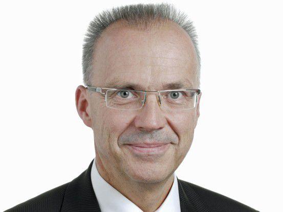 Thomas Schott ist Leiter IT bei Rehau.