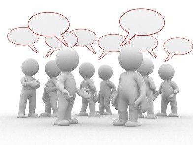 """Merke: Nach unten spricht man stets als Chef, nach oben spricht man wie der Chef (man passt sein """"Wording"""" an)."""
