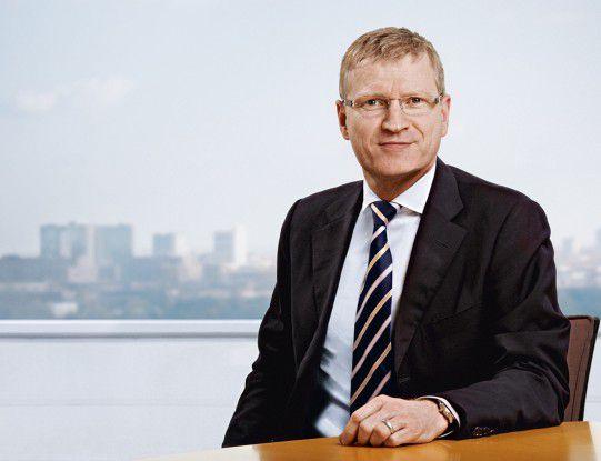 Edeka-Vorstand Reinhard Schuette verspricht sich von der neuen Lösung eine effizientere Integration der Geschäftspartner.