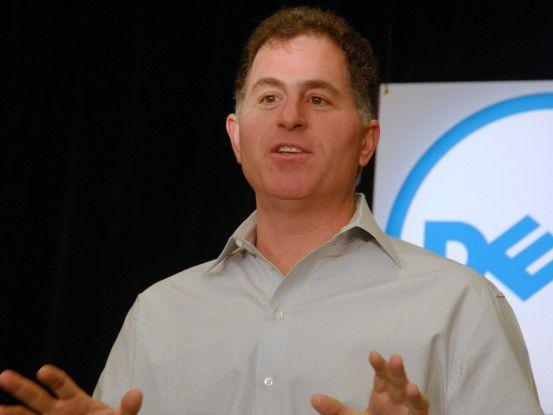 Michael Dell: Im kommenden Jahr wird es neue Tablet-Modelle von Dell geben.