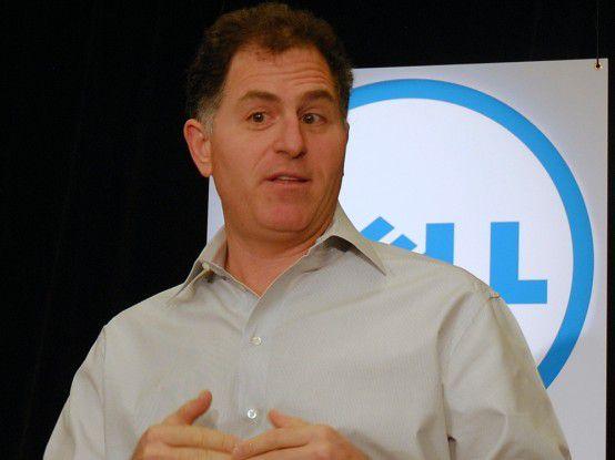 """Michael Dell im Gespräch: """"Noch steckt Cloud Computing in den Kinderschuhen."""""""