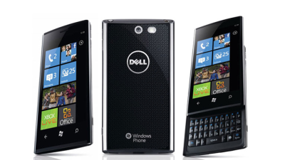Windows Phone mit Volltastatur: Dell Venue Pro kommt doch nach Deutschland - Foto: Dell