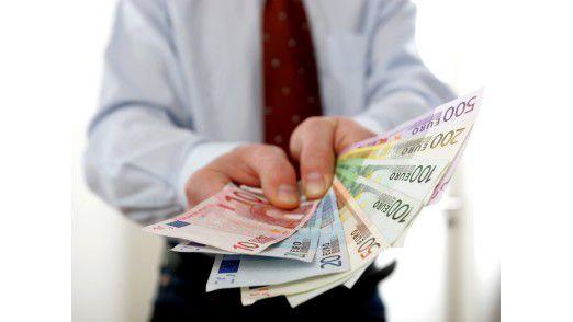 Einige Personalverantwortlichehaben Bedenken, höhere Angebote würden ihre Gehaltsstruktur in Schieflage bringen.