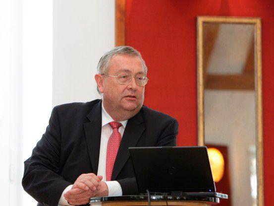 Rainer Janßen, CIO der Münchener Rück