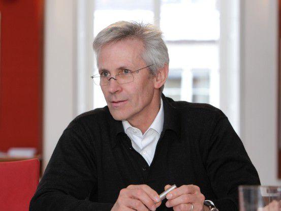Peter Meyerhans, CIO, Drees & Sommer