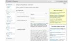 Kleine Helfer: Mit Wordpress in sozialen Medien publizieren