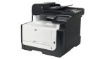 Kombidrucker mit Touchscreen: HP Laserjet Pro CM1415fnw im Test