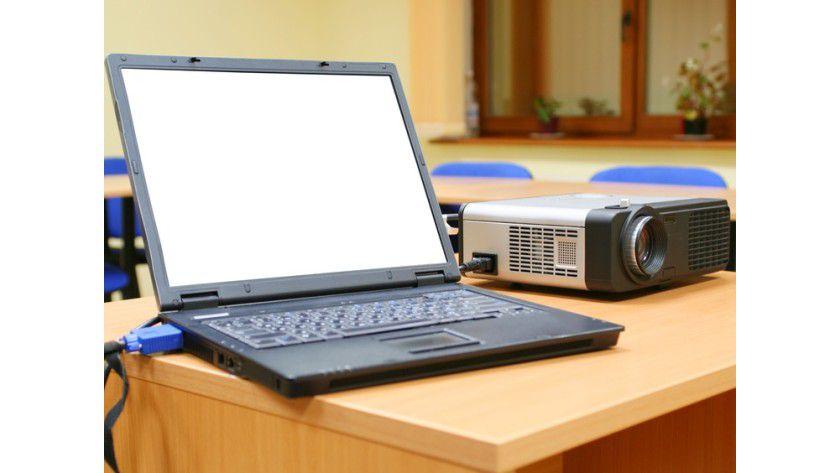 Powerpoint, Notebook, Beamer und fertig ist die Präsentation? Ganz so einfach ist es dann doch nicht...
