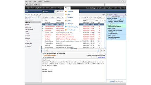 IBMs Software-Lösungen aus der Cloud fokussieren sich auf das Thema Collaboration. Alle Werkzeuge, die ein Nutzer für die Teamarbeit braucht, erhält er mit der LotusLive Suite.