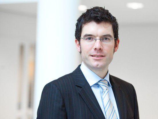 Der ehemalige McKinsey-Berater Ingo Schellhammer betreut heute die IT-Governance von Beiersdorf.