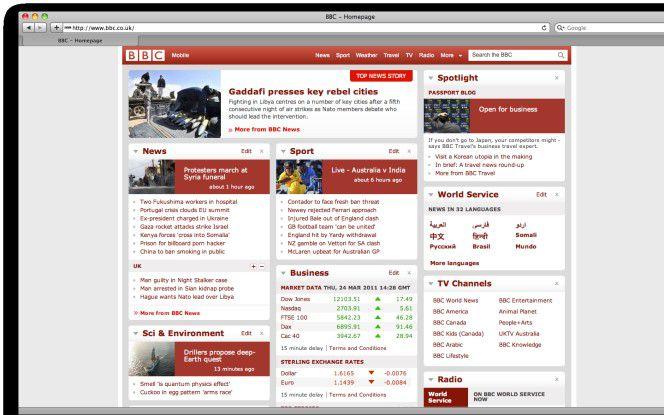 Die von der BBC entwickelte und eingesetzte Javascript-Bibliothek Glow steht Web-Entwicklern als Open-Source-Lösung zur Verfügung.