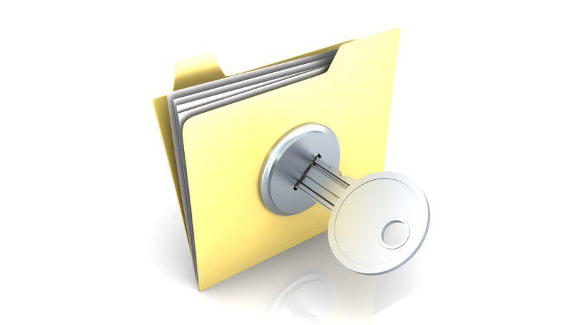Daten effizient schützen mit Verschlüsselung.
