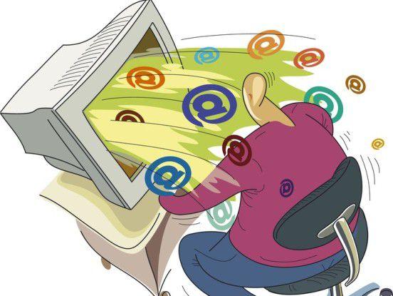E-Mails nehmen einen großen Teil der täglichen Arbeit ein. Umso wichtiger, dabei einen professionellen Eindruck zu hinterlassen.