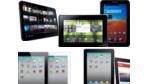 5 Tablets im Vergleichs-Test: Galaxy Tab schlägt das iPad 2