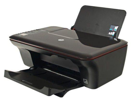 HP Deskjet 3050: Multifunktionsgerät für zu Hause.